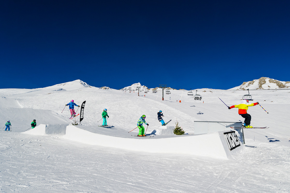 French Station Open In November And May Tignes Ski Area