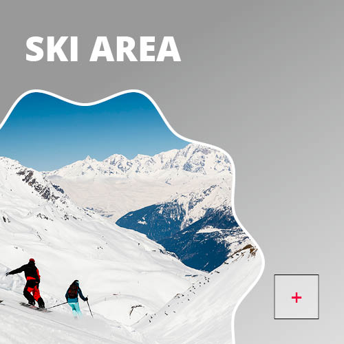 Tignes Val Disère Ski Map Tignes Huge Ski Area French